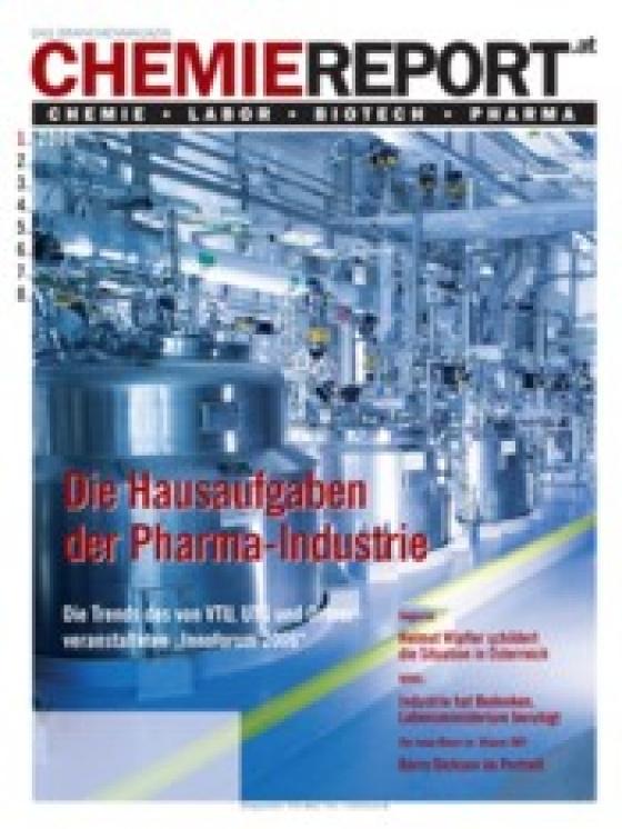 Chemiereport 2006/01