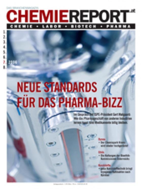 Chemiereport 2006/07
