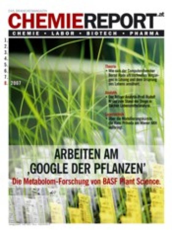Chemiereport 2007/08