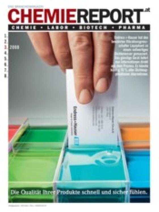 Chemiereport 2008/03