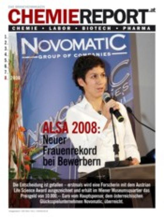 Chemiereport 2008/08