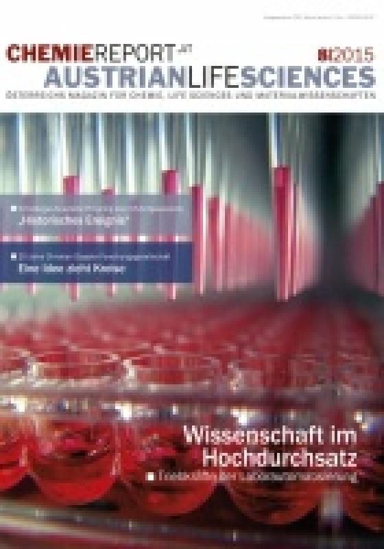 Chemiereport 2015/8