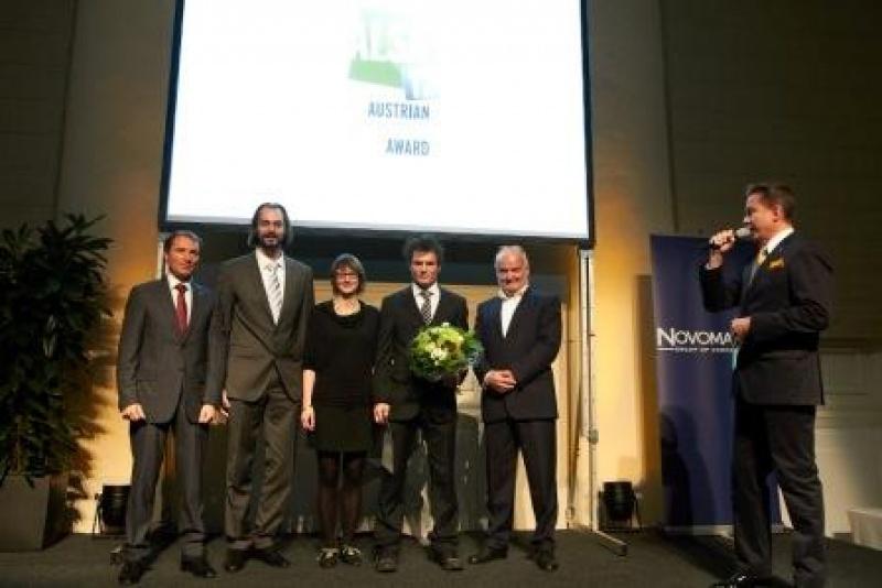 Preisvergabe beim ALSA 2012