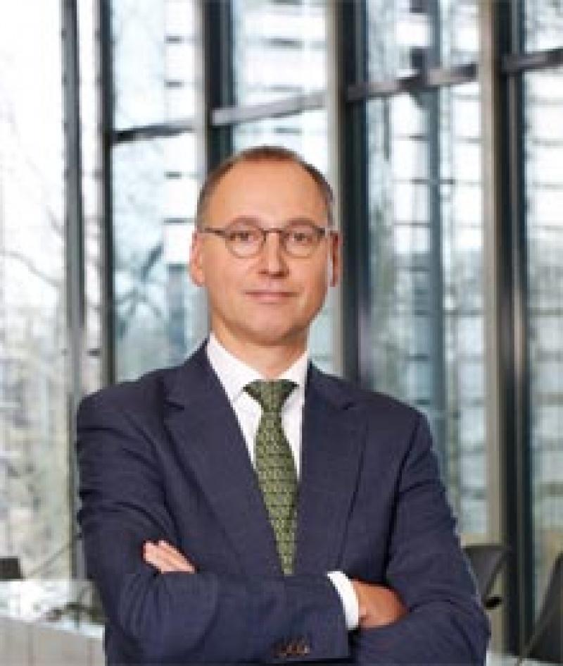 Bayer-Vorstandschef Werner Baumann