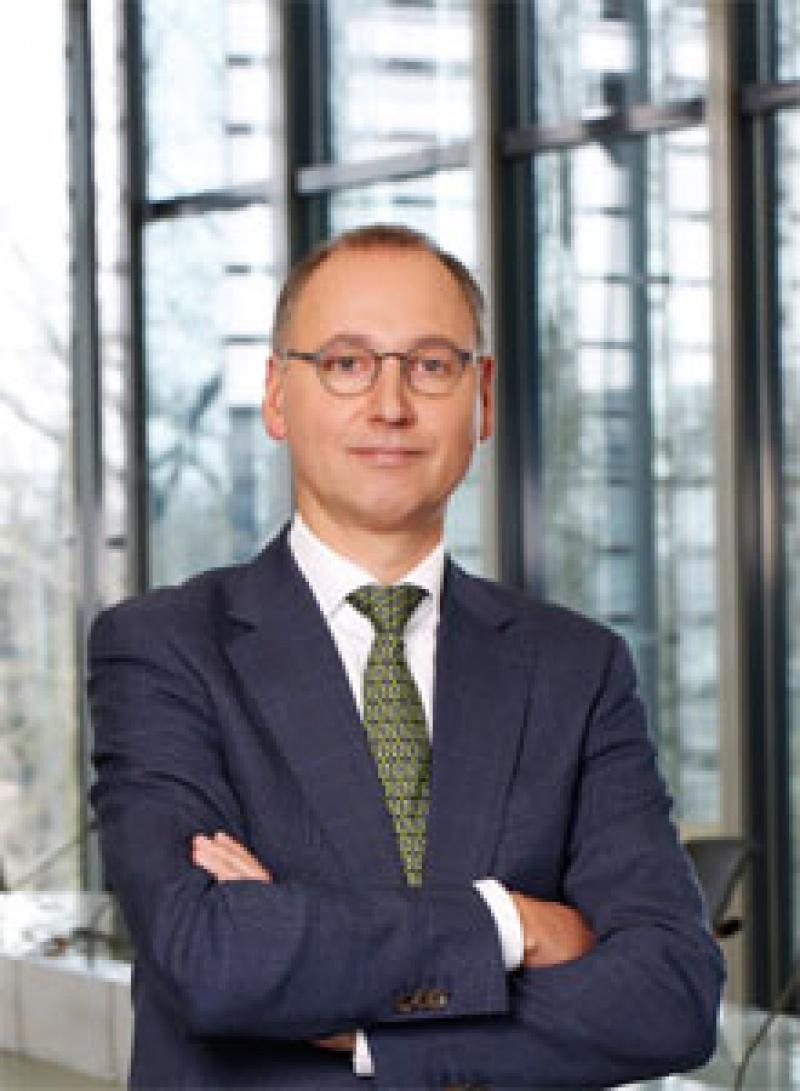 Bayer-Chef Werner Baumann