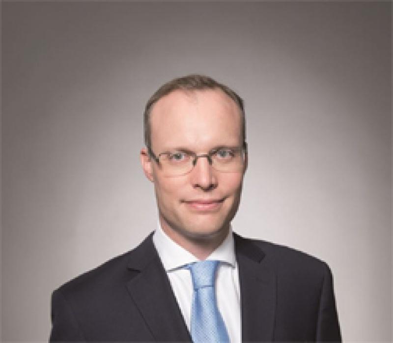 HV-Vorstandsvorsitzender Alexander Biach