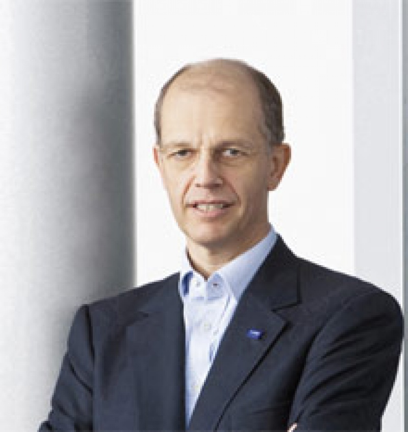 BASF-Vorstandschef Kurt Bock