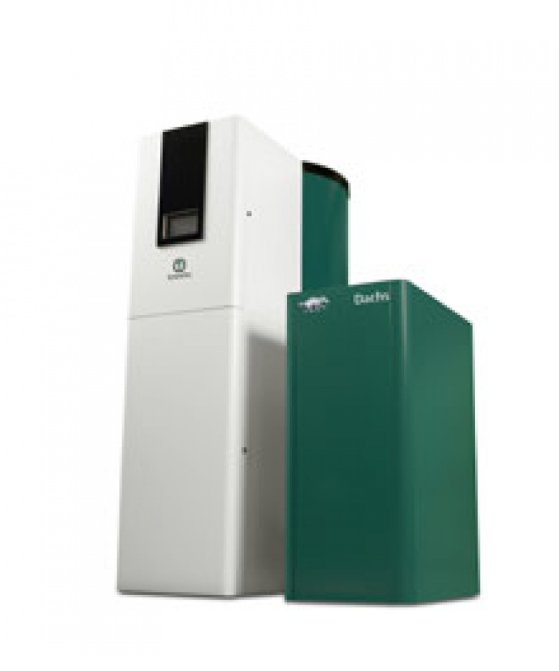 Dachs-Brennstoffzellenheizgerät