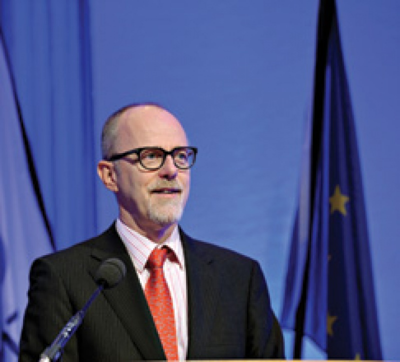 ECHA-Generaldirektor Geert Dancet