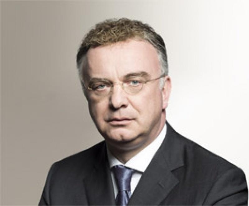 Evonik-Vorstandschef Christian Kullmann