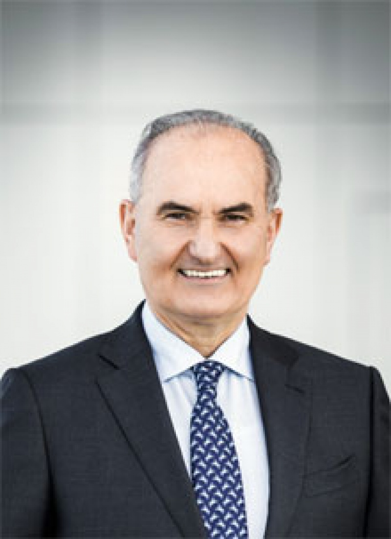 Agrana-Generaldirektor Johann Marihart