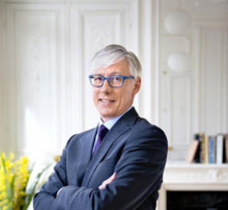 Sanofi-Chef Olivier Brandicourt