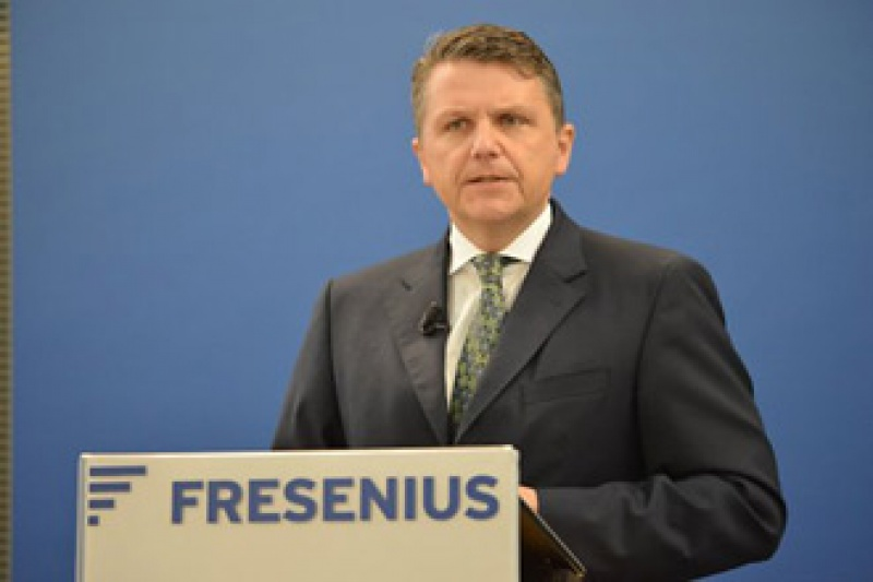 Fresenius-Chef Stephan Sturm