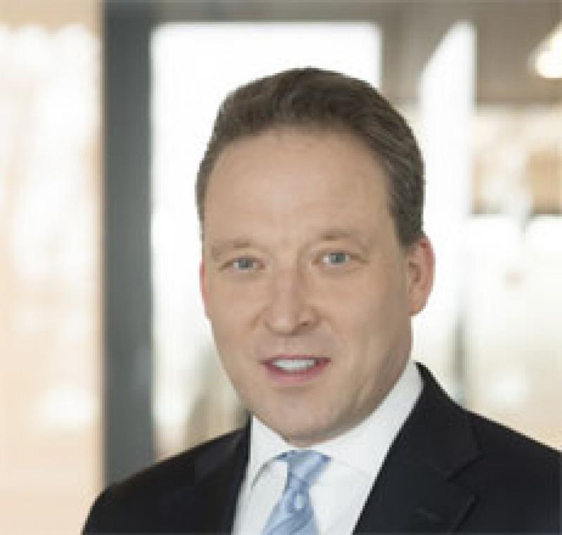 Lanxess-Vorstandsvorsitzender Matthias Zachert