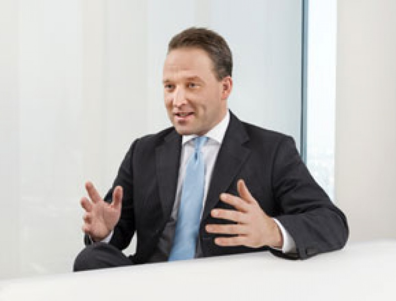 Lanxess-Chef Matthias Zachert