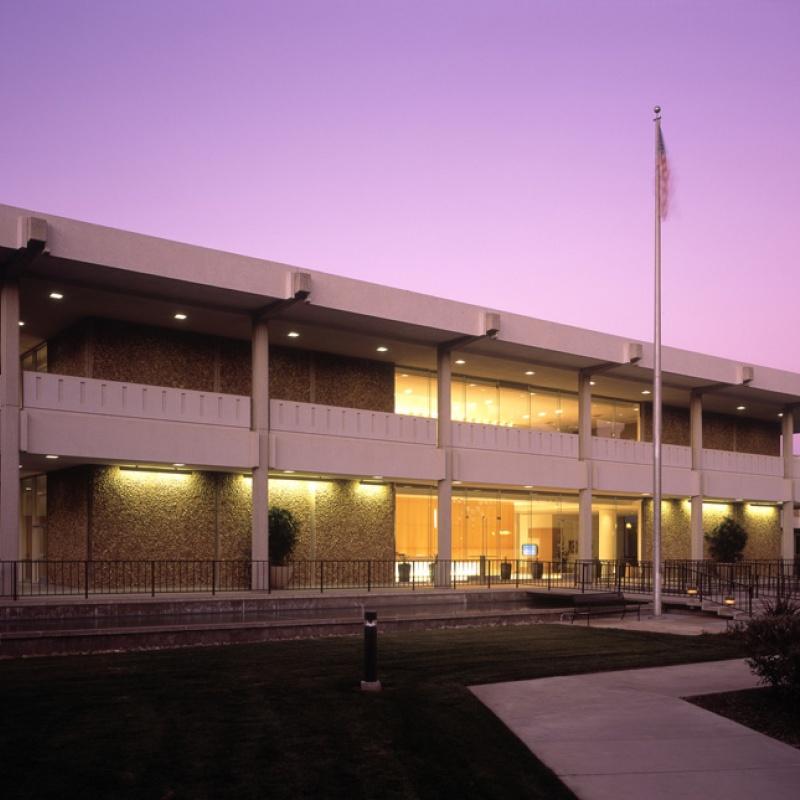 Agilent Headquarters in Santa Clara