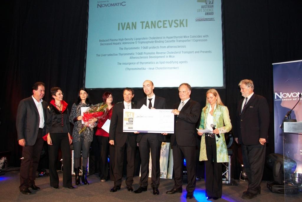 ALSA-Sieger 2009
