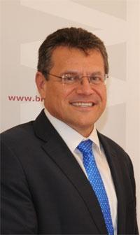 Maroš Šefčovič, Vizepräsident der EU-Kommission