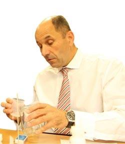 Lenzing-Chef Peter Untersperger