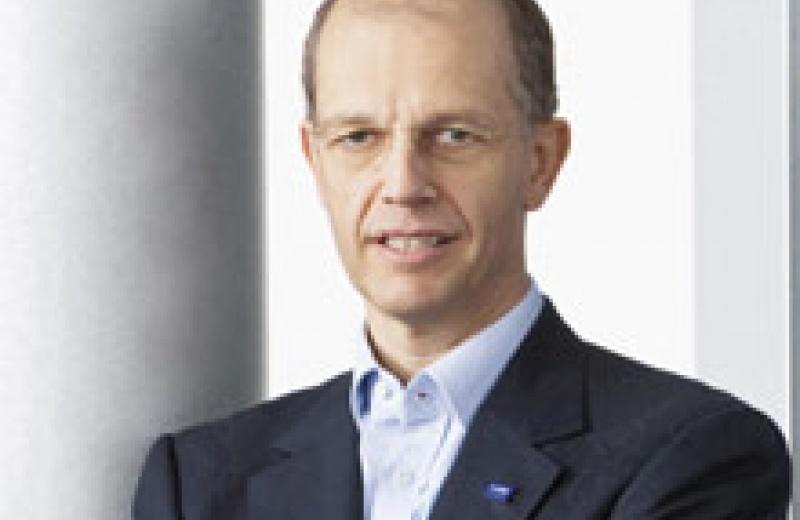 VCI-Präsident Kurt Bock
