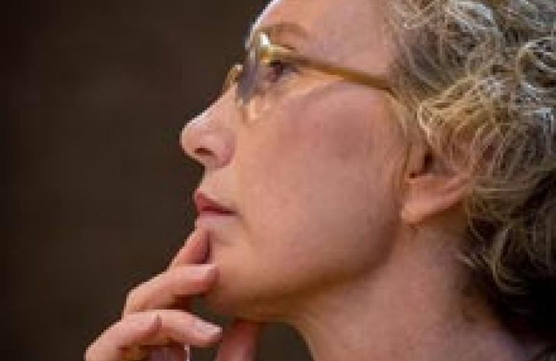 EFA-Vizepräsidentin Ursula Schmidt-Erfurth