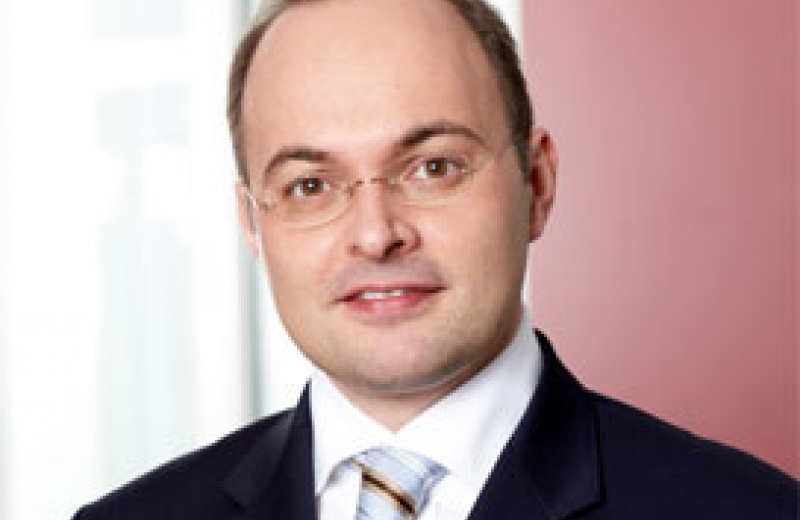 Evotec-Chef Werner Lanthaler
