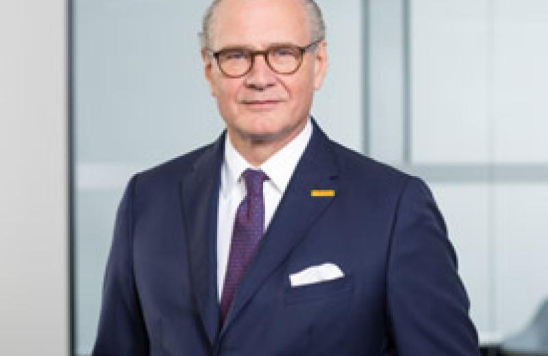 Merck-Chef Stefan Oschmann
