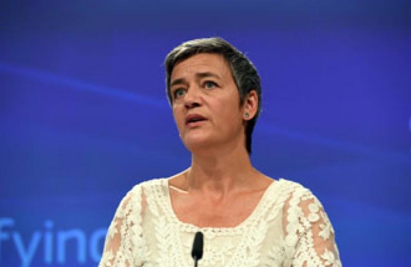 EU-Wettbewerbskommissarin Margrete Vestager